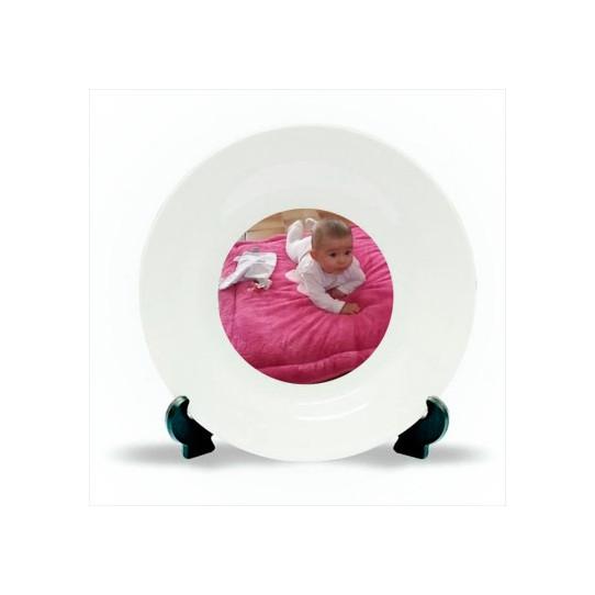Assiettes blanches  Ø : 27cm