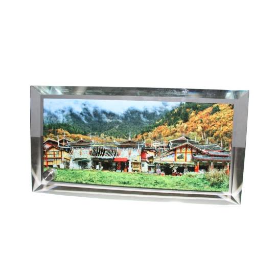 cadre photo en verre contour biseaut petit format des prix 50 moins cher qu 39 en magasin. Black Bedroom Furniture Sets. Home Design Ideas