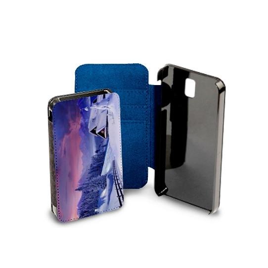 Coque Portefeuille Galaxy Note 4