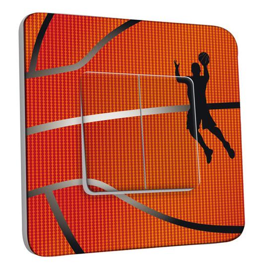 2f4fd546b34c8 Stickers ballon de basketball - Des prix 50% moins cher qu'en magasin