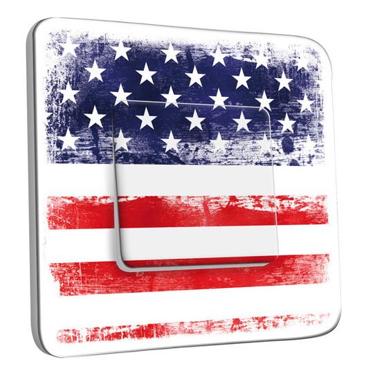 Interrupteur Décoré Simple Va et Vient - Etats Unis