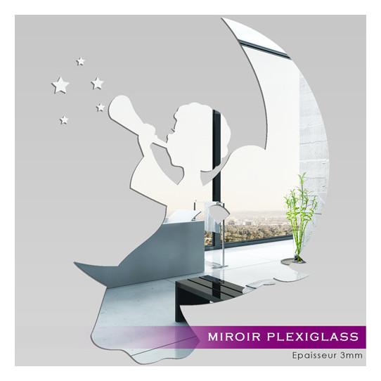 Miroir Plexiglass Acrylique Ange Des Prix 50 Moins