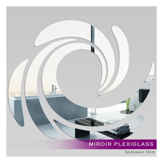 Miroir Plexiglass Acrylique - Design 1