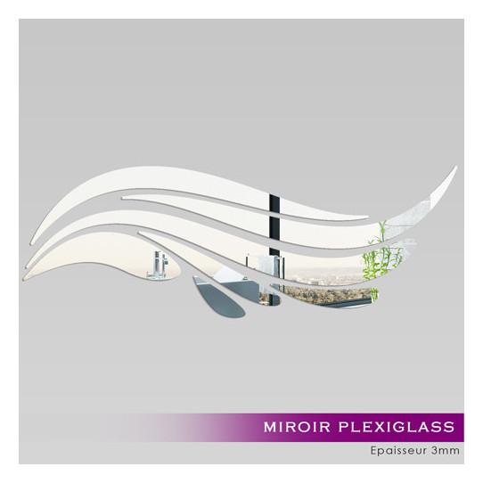Miroir Plexiglass Acrylique - Design 2