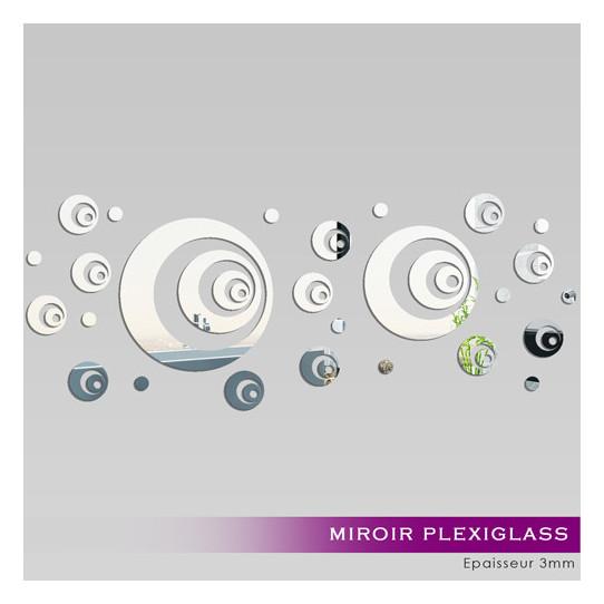 Miroir Plexiglass Acrylique - Design 8