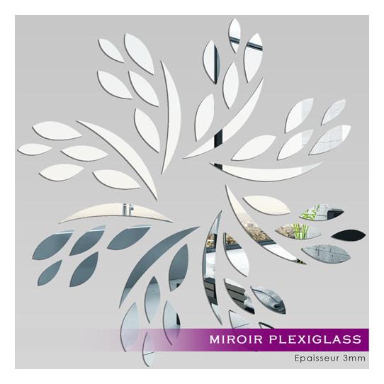 Miroir Plexiglass Acrylique - Feuille