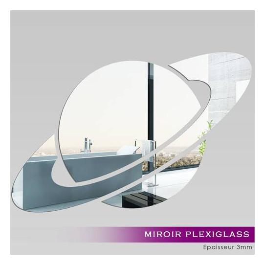Miroir Plexiglass Acrylique - Jupiter