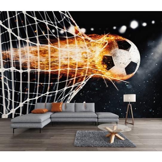 Papier peint football