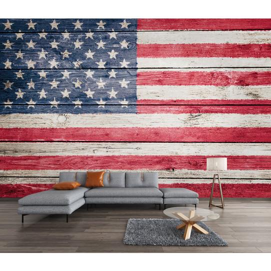 Papier peint USA