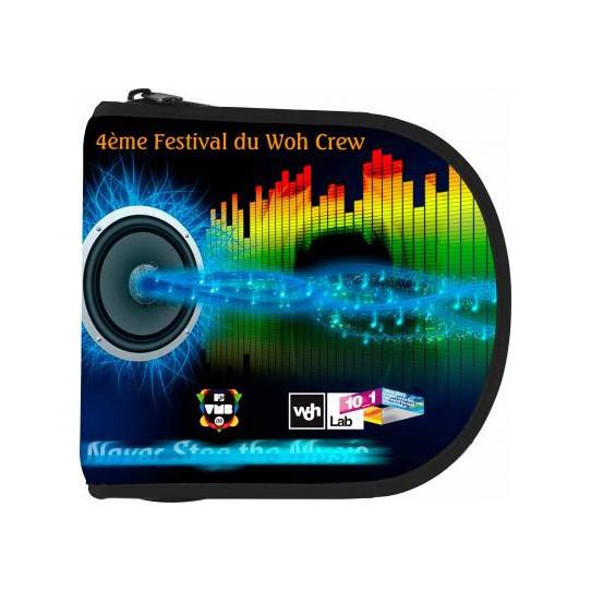 Pochette CD 20 étuis