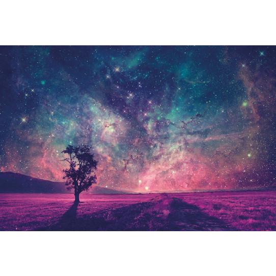 Poster - Affiche ciel étoilé