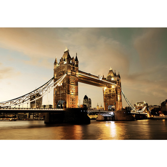 Poster - Affiche london tower bridge