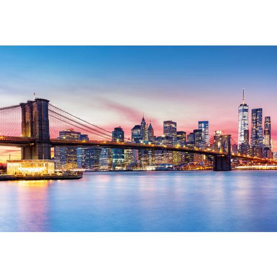 Poster - Affiche pont USA