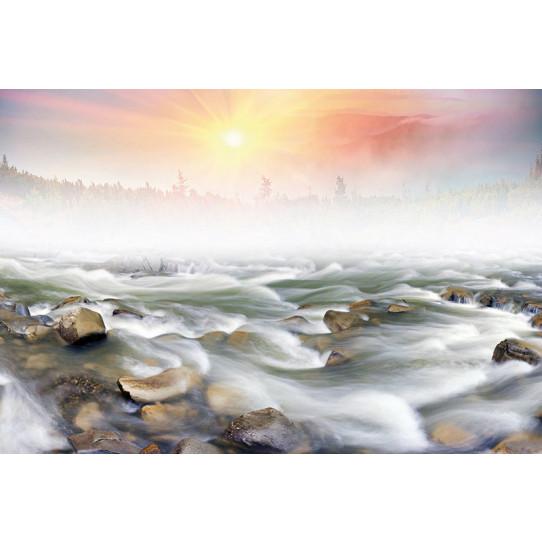 Poster - Affiche rivière