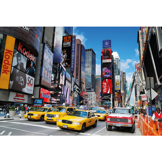Poster - Affiche USA time square