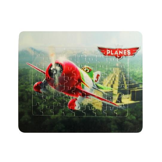 Puzzle cadre 63 pièces 19.5 23.5cm