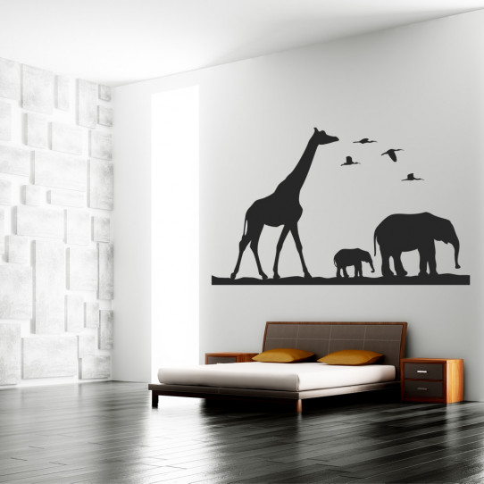 Stickers afrique