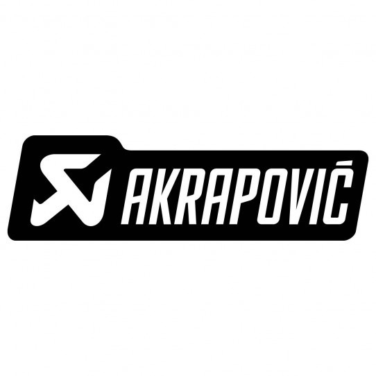 Stickers akrapovic