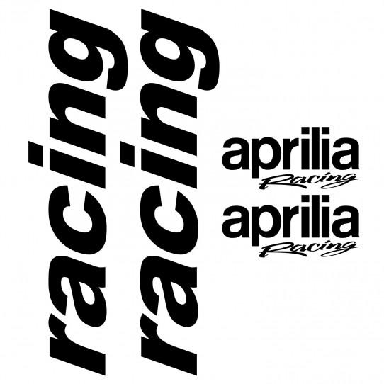 Stickers aprilia racing