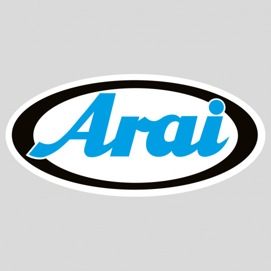 Stickers arai