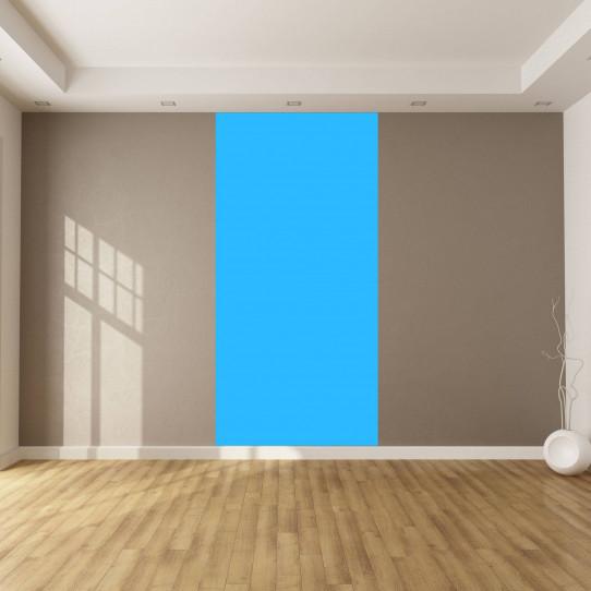 Stickers au mètre couleur Bleu clair