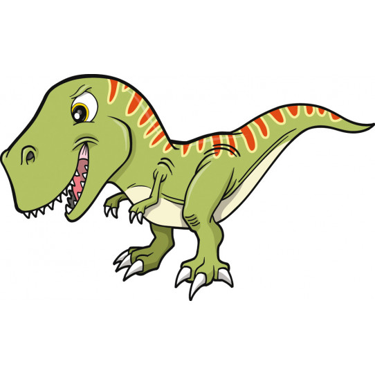 Stickers bébé tyrannosaure