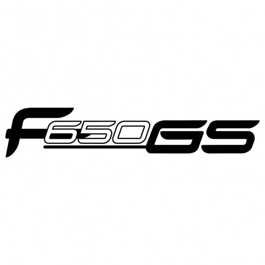 Stickers bmw f650 gs