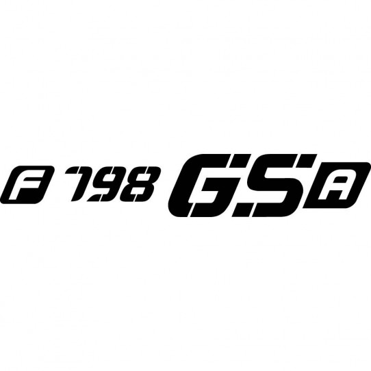 Stickers bmw f798 gsa