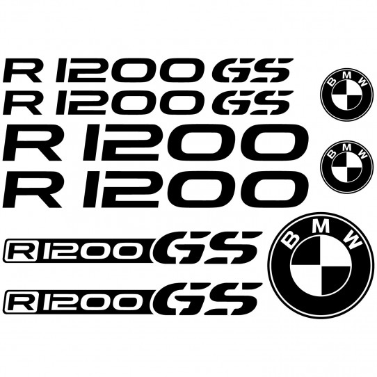 Stickers Bmw r 1200gs