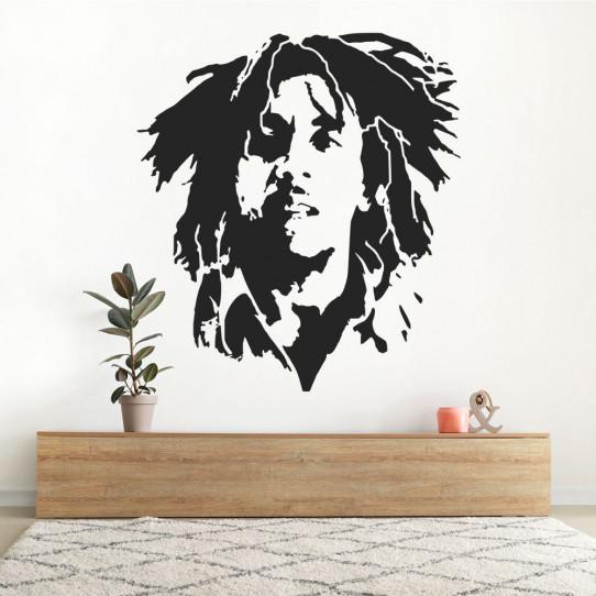 Stickers Bob Marley