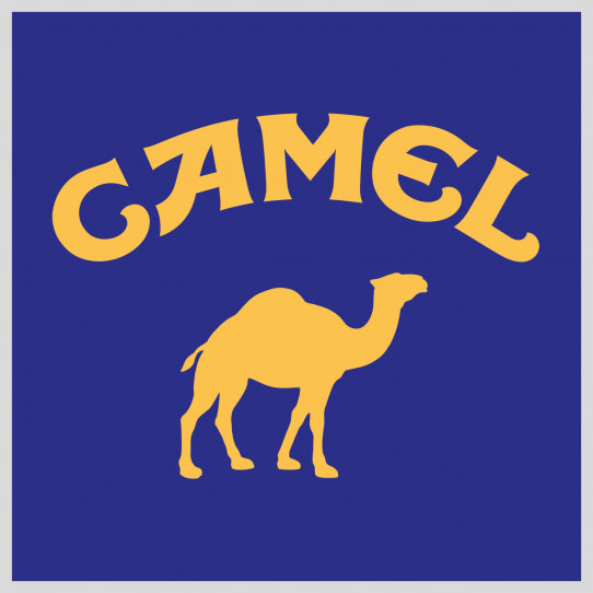 Stickers camel