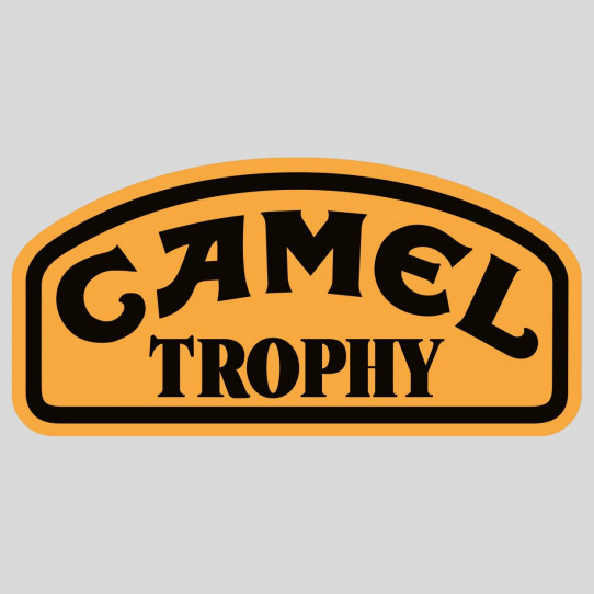 Stickers camel trophy