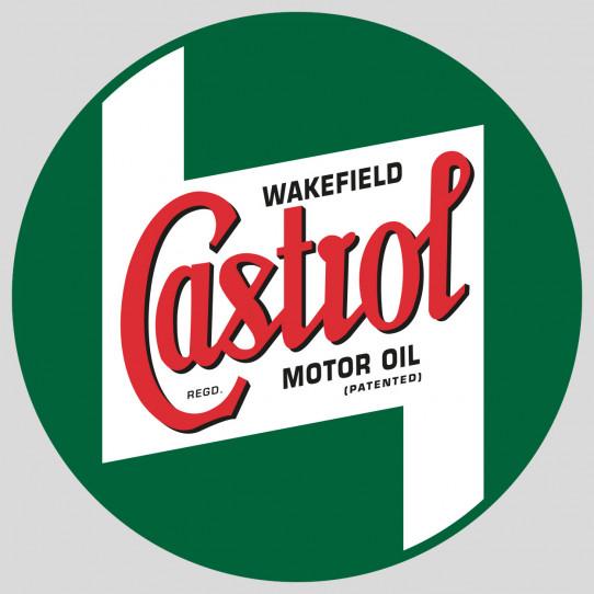 Stickers castrol