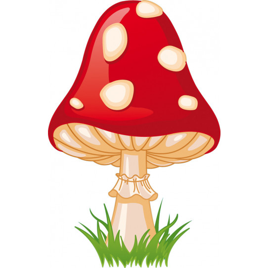 Stickers champignon