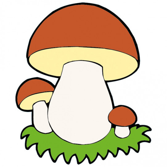 Stickers Champignons
