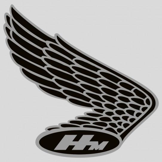 Stickers Classic honda club