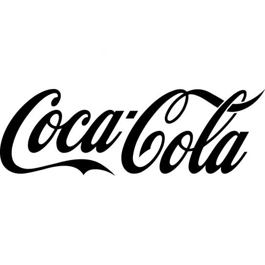 Stickers coca cola