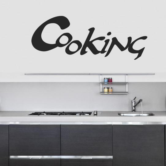 Stickers cooking