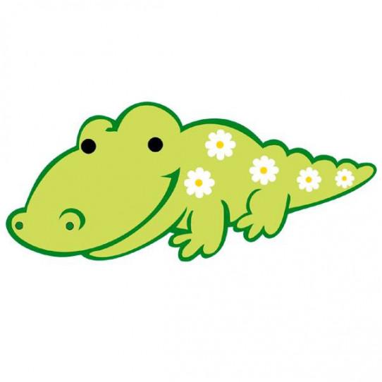 Stickers Crocodile