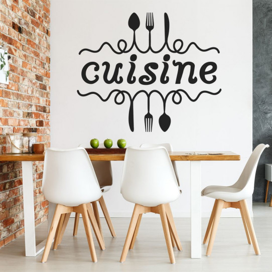 Stickers cuisine