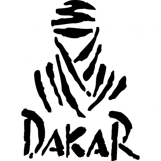Stickers dakar