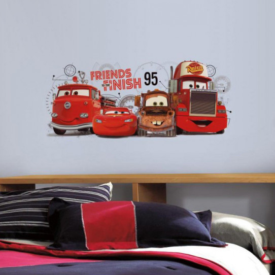 Stickers Disney Cars 2