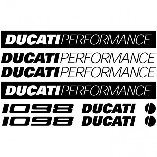 Stickers Ducati 1098