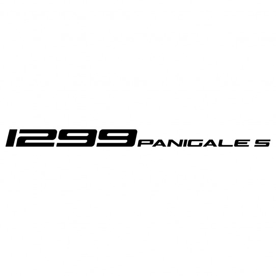 Stickers ducati 1299 panigale S