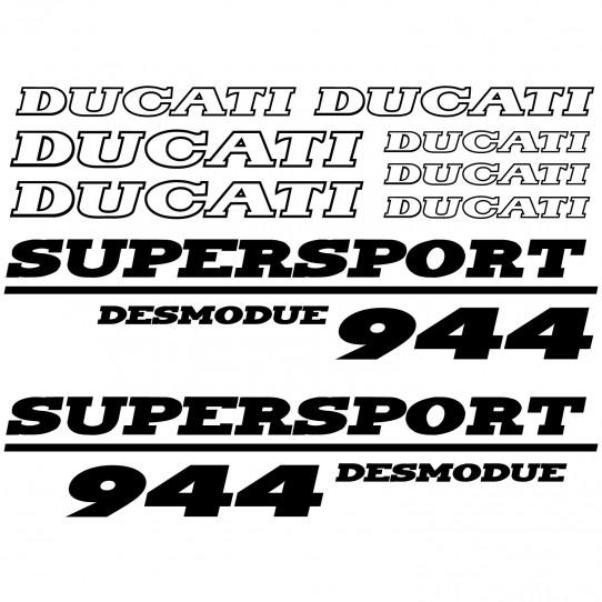Stickers Ducati 944 desmo