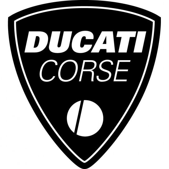 Stickers ducati corse