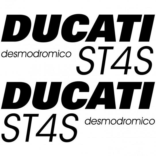 Stickers Ducati ST4S desmo