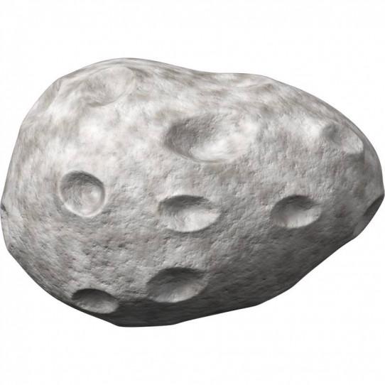 Stickers effet 3D- Astéroïde 4
