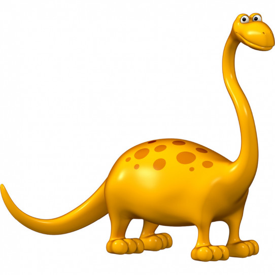 Stickers effet 3D- Dinosaure 6