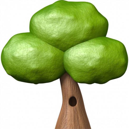 Stickers effet 3D- L'arbre 4